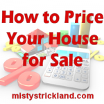 How to Price Your House for Sale